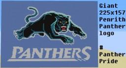 Giant 225 x 157 Penrith Panther logo