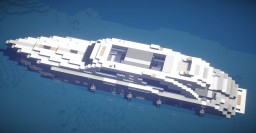Yacht - InTheBlue Minecraft Map & Project