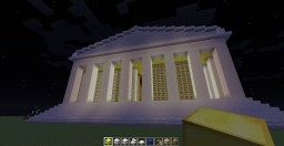 The Parthenon (In new condition!) Minecraft Map & Project