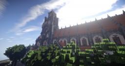 Thetford | Victorian Church Minecraft Project