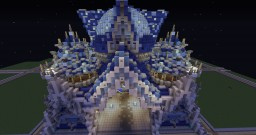 Frawsted Creative Server Spawn Minecraft Map & Project