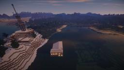 Underground City Minecraft Map & Project