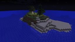 Survival Island good for YT series or just hanging pout with friends Minecraft Map & Project
