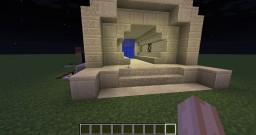 Optimal PVP Fortified base Minecraft Map & Project
