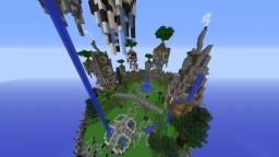 MineHero Network | SkyWars Lobby | SteamPunk Minecraft Project