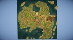 Big Medieval / Fantasy Adventure Hub | Built by Valgonir