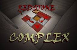 """[1.8.3] Puzzle Map: """"Redstone Complex""""! Minecraft Map & Project"""