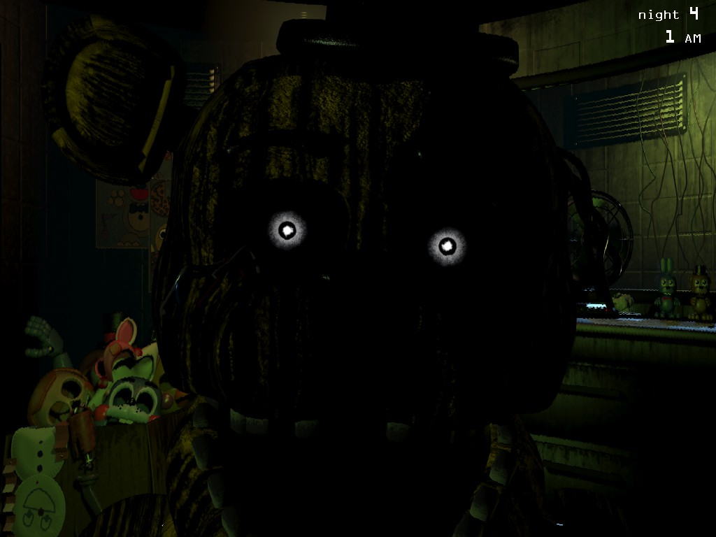 Fnaf 3 new mechanics and features 2 fnaf 3 new characters and features