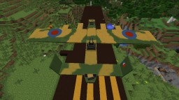 Flans Mod NATO themed base Minecraft Map & Project