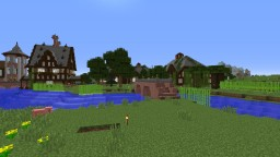 My Survival World (1.8) Minecraft Map & Project