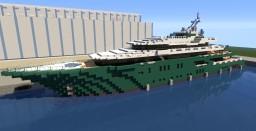 Niki Sol [Yacht] Minecraft Map & Project