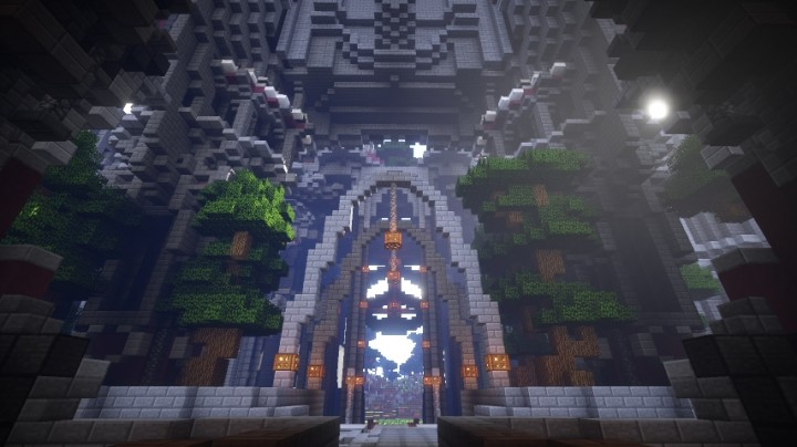 Spawn Entrance