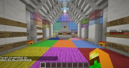 Candyland The board Game Minecraft Project
