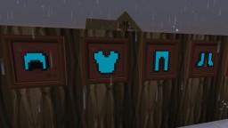Cool Armor In Vannila Minecraft 1.8.3