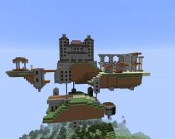 Super Smash Bros. Minecraft Map & Project