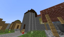 Herocraft network Spawn Minecraft Map & Project