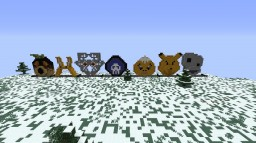 Mask collection (closed) Minecraft Map & Project