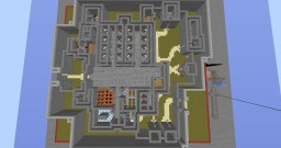 The Escapists - Minecraft map Minecraft Project