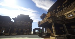Small western city | Made by Ygel Minecraft Map & Project