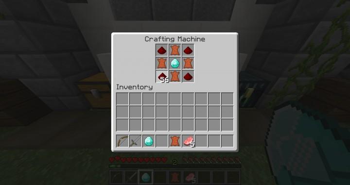 Custom Crafting Vanilla Minecraft 33 New Recipes