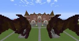 Sen Mansion by SenseiL & Pops28785 [Schematic Soon] Minecraft Map & Project