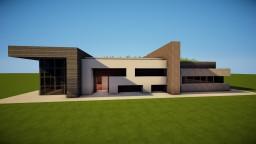 Modern House | Petrichor Minecraft Map & Project