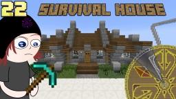 Survival House (Tutorial) Minecraft