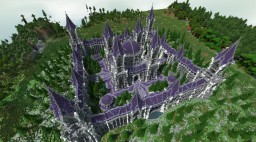 Factions Spawn - Palace of Fangs Minecraft Project