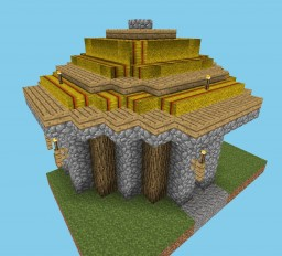 Old style house Minecraft Map & Project
