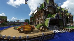 Drydock Revamped Minecraft Project