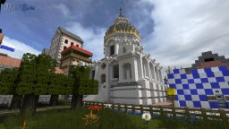 Baroque Representative Building Minecraft Map & Project