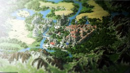 The Baroque Survival Games ( 32 Players, 2k*2k, Free Download ) Minecraft Map & Project