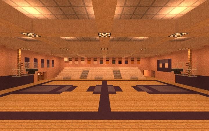 Marriotts Ridge High School Minecraft Project