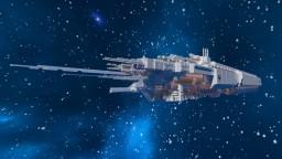 Primrose Class: Assault Carrier (Lunaris Patern) Minecraft Map & Project