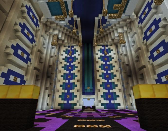 Inside Castle Frost