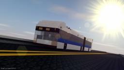 Nova Articulated Bus MTA New York City Transit [Project Popreel] Minecraft