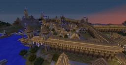 Fode0100's Medieval Map (Discontinued) Minecraft