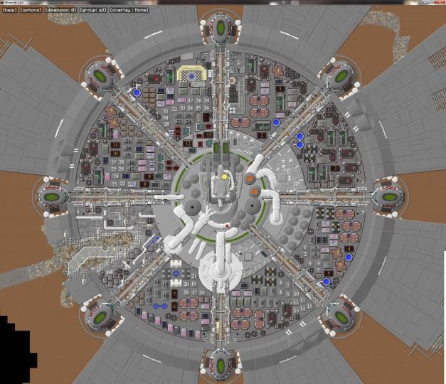 FFVII Battle For Midgar Minecraft Server
