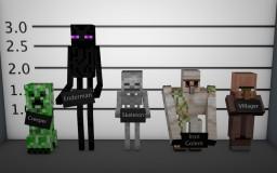 Minecraft Police Station