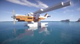 Seaplane Minecraft Map & Project