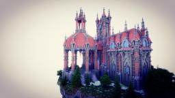 Castle of Rickshaw Minecraft