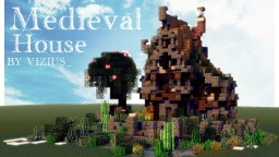 Medieval House #2 [Download] Minecraft Project