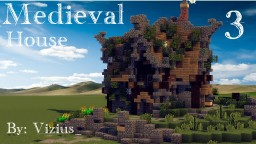 Medieval House #3 [Download] Minecraft Map & Project