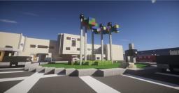 Shoreham Airport, Brighton Minecraft Map & Project