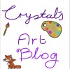 Crystal's Horrendous Art Blog