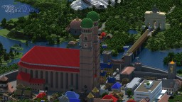 Munich Cathedral - Frauenkirche Minecraft Map & Project