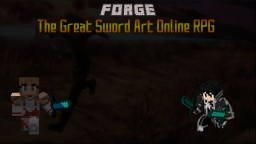[Forge] [1.7.10] The Great Sword Art Online RPG [BETA] Minecraft