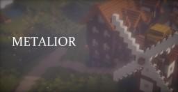 A Medieval City:Metalior Minecraft