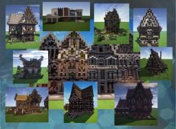 [Glaciem] - House Bundle Minecraft