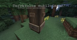 Klondike - Saluuna Rivolli Minecraft Map & Project